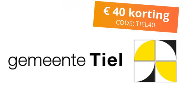 Gemeente Tiel nieuwe deelnemer Dynamisch Aankoopsysteem 'Werken in Gelderland'