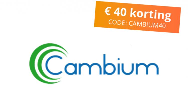 Stichting Cambium nieuwe deelnemer in DAS'en t.b.v meubilair
