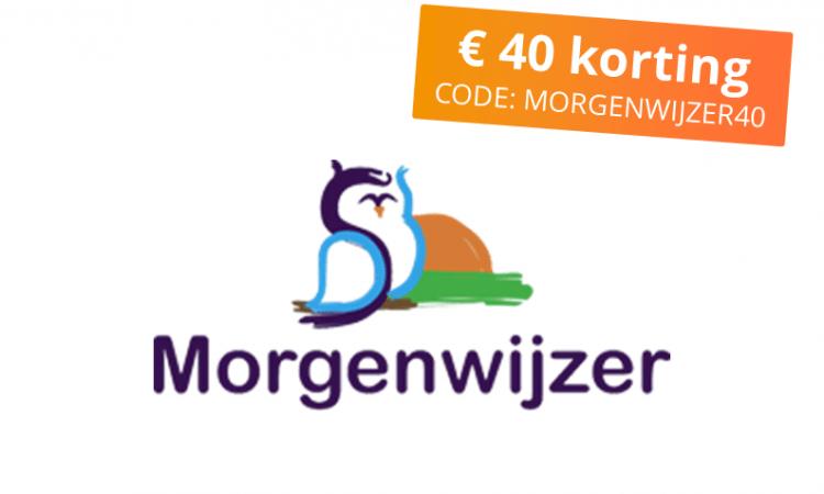Stichting Morgenwijzer nieuwe deelnemer in DAS t.b.v touchscreens