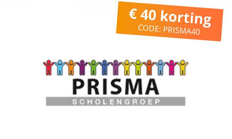 Prisma Scholengroep nieuwe deelnemer in DAS ICT Hardware - Touchscreens