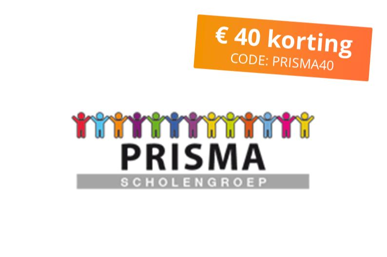Prisma Scholengroep nieuwe deelnemer DAS ICT Hardware - Touchscreens