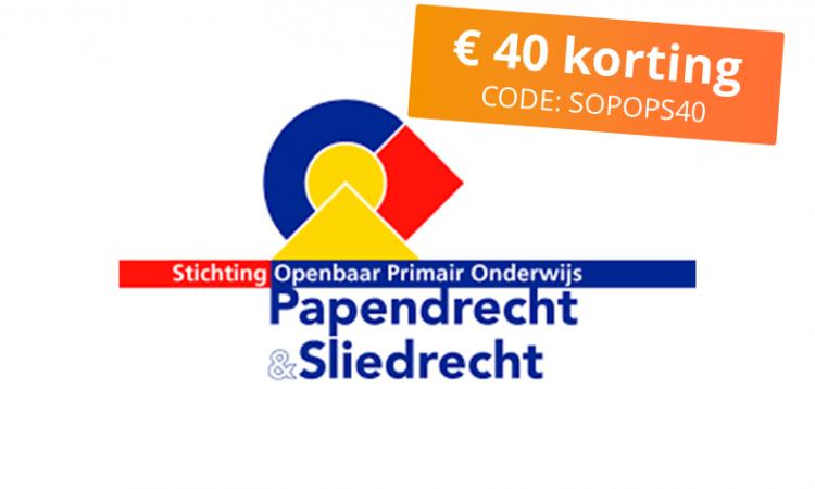 Stichting openbaar primair onderwijs Papendrecht-Sliedrecht deelnemer DAS Schoonmaakdiensten