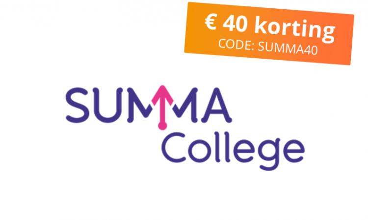 Summa College start drie nieuwe DAS'en voor bouwkundige diensten