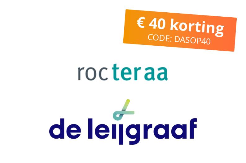 ROC Ter AA en ROC De Leijgraaf starten DAS Onderwijzend Personeel