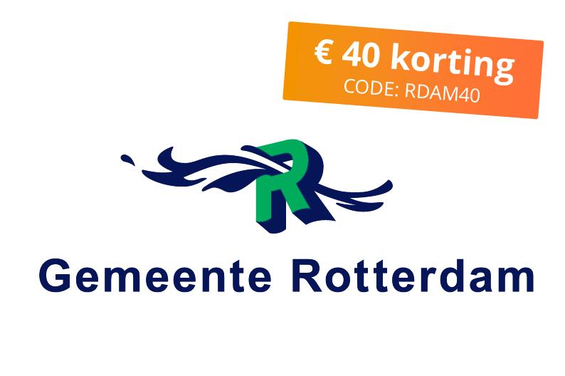 Gemeente Rotterdam start DAS voor flexibele werkplekken en vergaderfaciliteiten