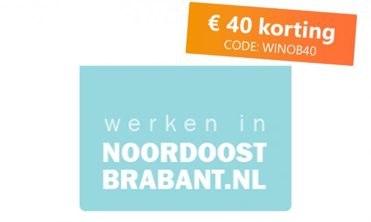 Dynamisch Aankoopsysteem Werken in Noordoost Brabant verlengd!