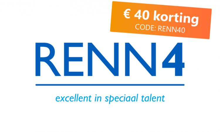 Stichting RENN4  is nieuwe deelnemer geworden in 4 DAS'en tbv de aanschaf van meubilair