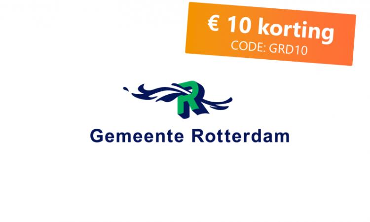De Gemeente Rotterdam is een nieuw DAS gestart voor de aanschaf van medische hulpmiddelen