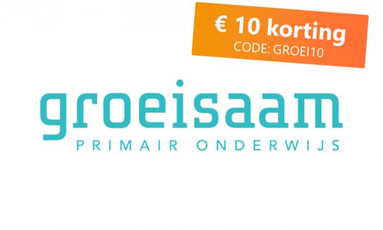 Stichting Groeisaam Primair Onderwijs is deelnemer geworden in het DAS ICT hardware - Laptops