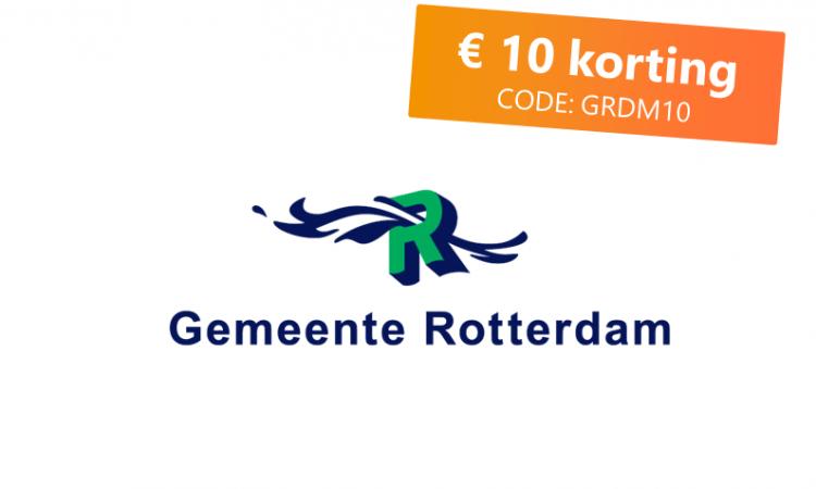 Gemeente Rotterdam start een Dynamisch Aankoopsysteem voor storten
