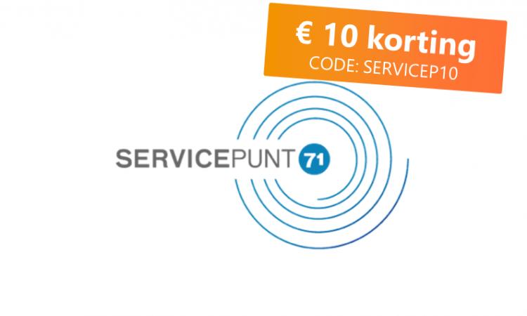 Dynamisch Aankoopsysteem van Servicepunt71 migreert naar Negometrix4