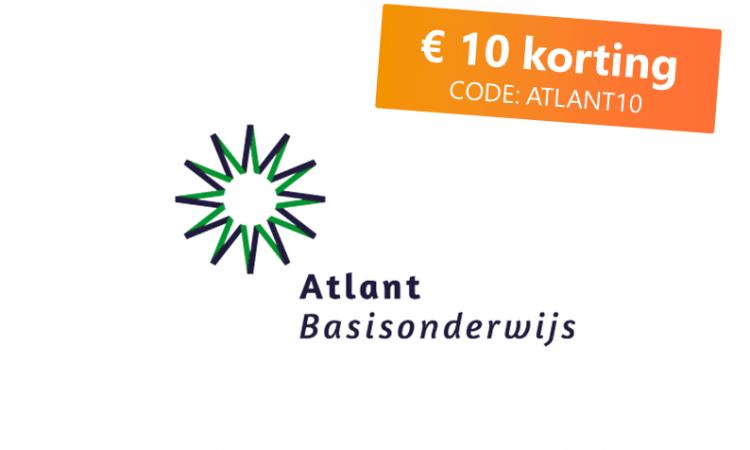 Stichting Atlant Basisonderwijs is een nieuwe deelnemer DAS'en voor ICT hardware