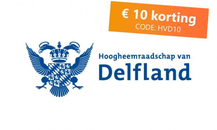 Hoogheemraadschap van Delfland breidt DAS uit met vakgebieden
